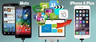 Moto to iphone