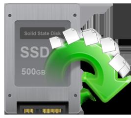 Retrieve data from Plextor M5P SSD