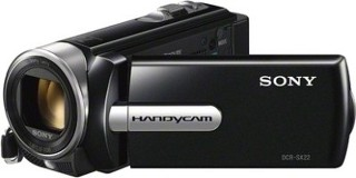 Retrieve Deleted Videos From Sony DCR SX22E Camcorder