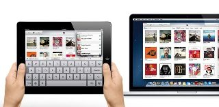How to sync iPad with iMac