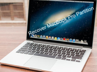 Recover MacBook Pro Partition
