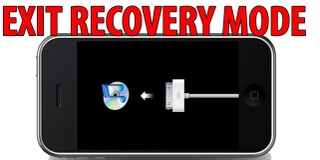 How To Exit Recovery Mode On iPhone