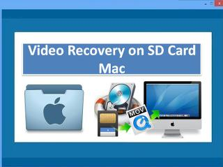 Recover Videos from SD Card on Mac