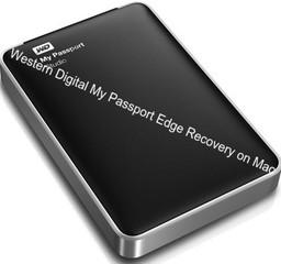 Western Digital My Passport Edge Recovery on Mac