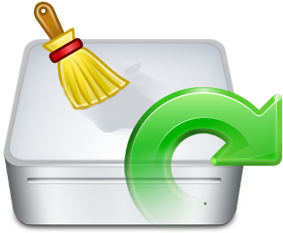 Retrieve files after formatting Mac Volume