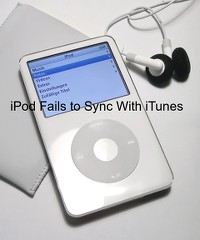 iPod Fails to Sync With iTunes