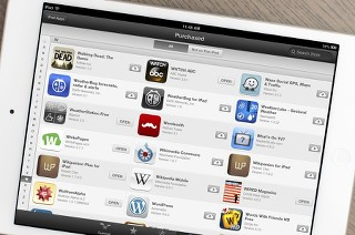 How To Backup Purchased Apps On iPad