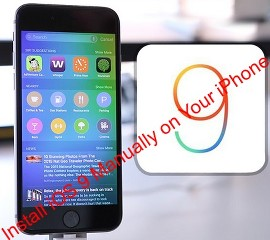 How to Install iOS 9 Manually on Your iPhone