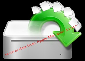 recover data from Apple Mac mini A1347 desktop