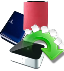 Restore Data from Iomega UltraMax Desktop HDD
