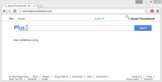 remove SearchPlusNetwork.com