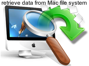 Restore Data from Mac OS X File System