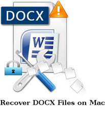 Recover DOCX Files on Mac