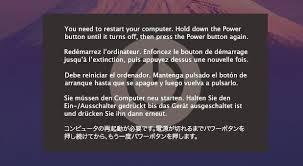 Mac OS X 10.6.8 Kernel Panic error