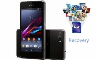 Zdjęcia Sony Xperia usuniętych / Z3 Z4