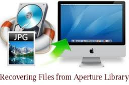 How to Recover Aperture Files