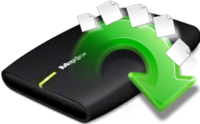 Maxtor OneTouch 4 data recovery