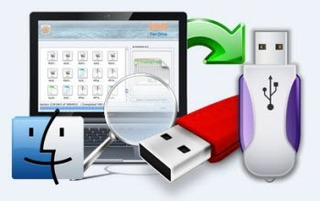 restore deleted files from USB drive on mac