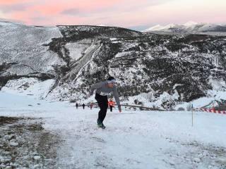 II SnowCross Leitariegos
