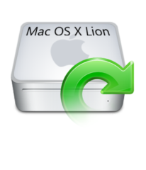 recover lost volumes on Mac Lion