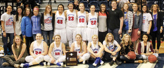 Three Roger Mills County Teams Stamp Their Ticket to the State Basketball Tournament