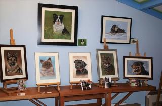 hondenschilderij kattenschilderij opdracht
