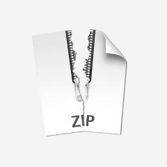 Fix corrupted Zip file on Mac
