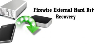 Retrieve Files from External FireWire Hard Drive on Mac