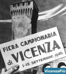 Fiera Campionaria di Vicenza, 1946