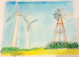 Cheyenne Students Artwork will Appear on Dobson Telephone Company Phone Book