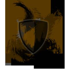 Brown Shield