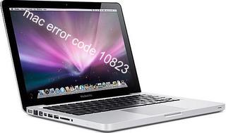 mac error code 10823