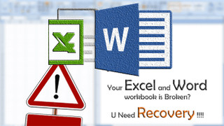 Recover Mac excel file