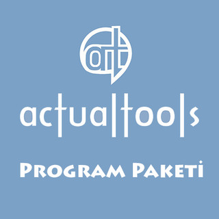 Actual Tools Program Paketi (2014.09)