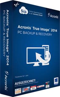 Acronis True Image 2014 Premium v17 Build 6688
