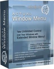 Actual Window Menu v8.3