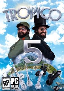 Tropico 5 Waterborne - SKIDROW - Tek Link indir