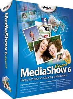 CyberLink MediaShow v6.0.6731 Deluxe