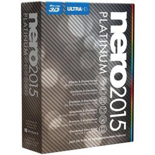 Nero 2015 Platinum v16.0.02900 T�rk�e Full Tek Link �ndir