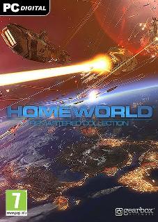 Homeworld Remastered Collection - RELOADED - Tek Link indir