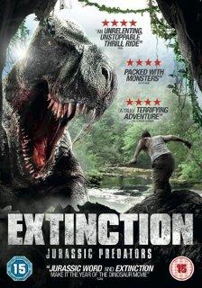 Extinction Jurassic Predators - 2014 DVDRip x264 AC3 - Türkçe Altyazılı Tek Link indir