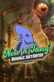 Oddworld Abes Oddysee New N Tasty - FLT - Türkçe Tek Link indir