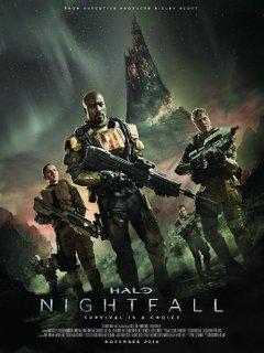 Halo Nightfall - 2014 BRRip x264 AC3 - Türkçe Altyazılı Tek Link indir