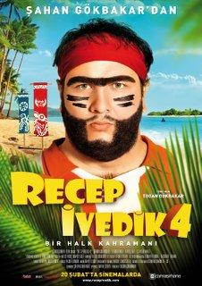 Recep İvedik 4 - 2014 DVDRip XviD - Tek Link indir