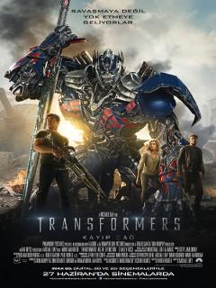 Transformers: Kayıp Çağ - 2014 Türkçe Dublaj BDRip Tek Link indir