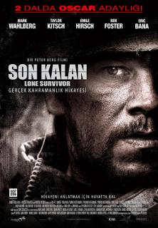 Son Kalan - Lone Survivor - 2013 Türkçe Dublaj MKV indir