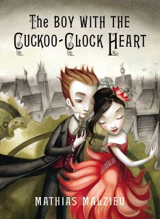 The Boy with the Cuckoo-Clock Heart - 2013 DVDRip XviD AC3 - Türkçe Altyazılı Tek Link indir