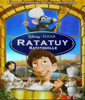 Ratatuy- 2007 Türkçe Dublaj BDRip indir