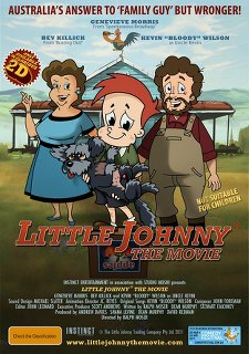 Little Johnny the Movie - 2011 DVDRip x264 - Türkçe Altyazılı Tek Link indir