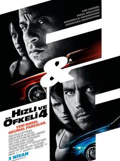 Hızlı ve Öfkeli 4 - 2009 BRRip XviD AC3 - Türkçe Dublaj Tek Link indir